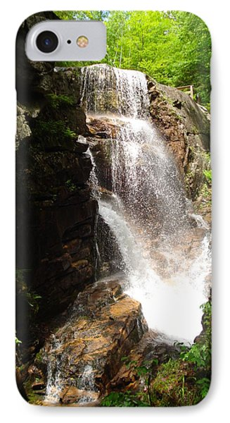 Avalanche Falls IPhone Case