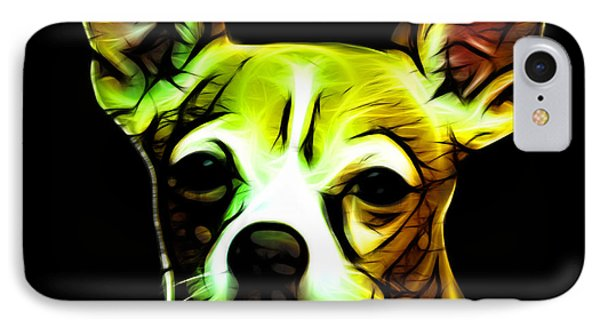 Aye Chihuahua  IPhone Case by James Ahn