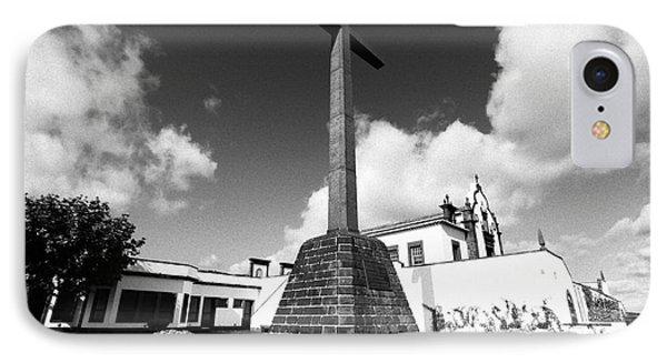 Azorean Chapel Phone Case by Gaspar Avila