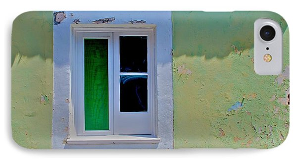 Azores Window IPhone Case by Eric Tressler