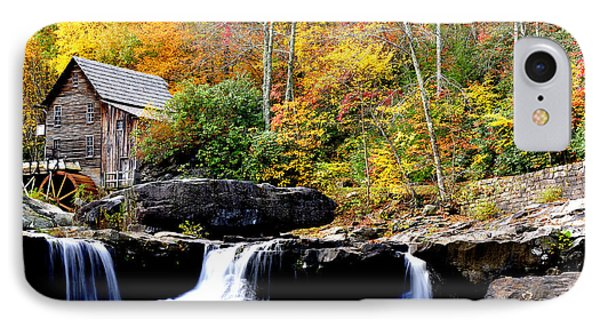 Babcock State Park Phone Case by Thomas R Fletcher