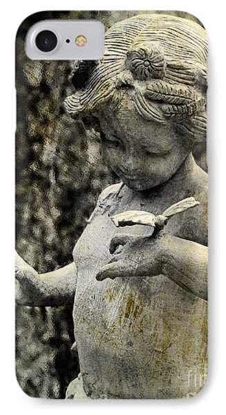 Babe In The Woods IPhone Case by Colleen Kammerer