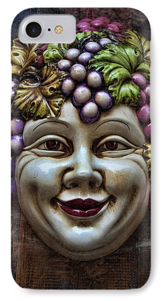 Bacchus God Of Wine IPhone Case by David Smith