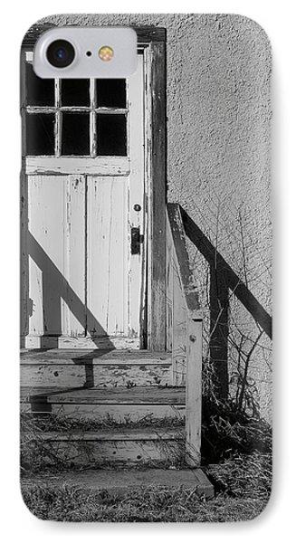 Back Door IPhone Case