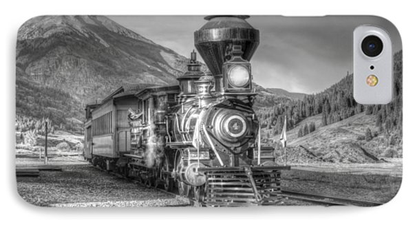 Back In Time Phone Case by Ken Smith
