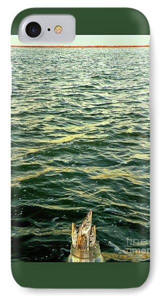 Back To The Sea Phone Case by Joe Jake Pratt
