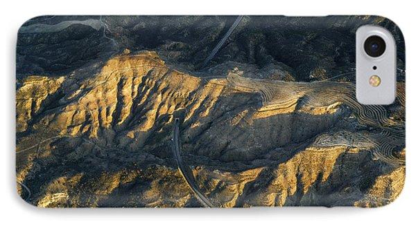Bad Lands Granada Spain Phone Case by Guido Montanes Castillo