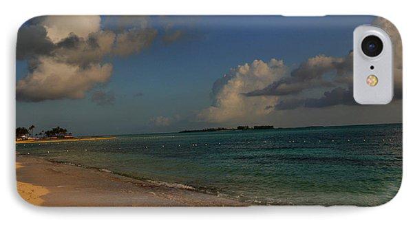 Bahama Ocean View Phone Case by Nancie DeMellia