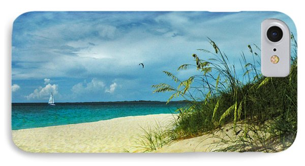 IPhone Case featuring the photograph Bahamas Afternoon by Deborah Smith