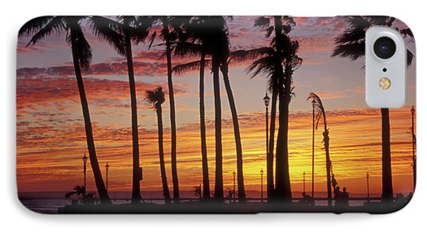 IPhone Case featuring the photograph Baja Sunset La Paz  Mexico by John  Mitchell