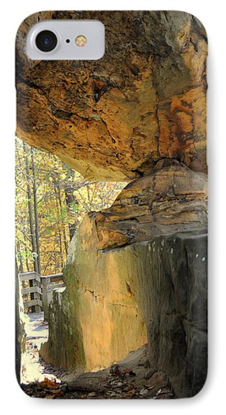 Balanced Rock Phone Case by Marty Koch