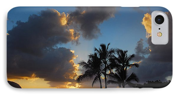IPhone Case featuring the photograph Bali Hai Sunset by Lynn Bauer