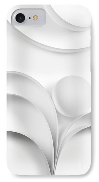 Ball And Curves 02 Phone Case by Nailia Schwarz