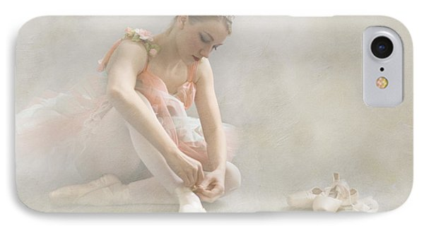 Ballet Slippers D003986-b Phone Case by Daniel Dempster