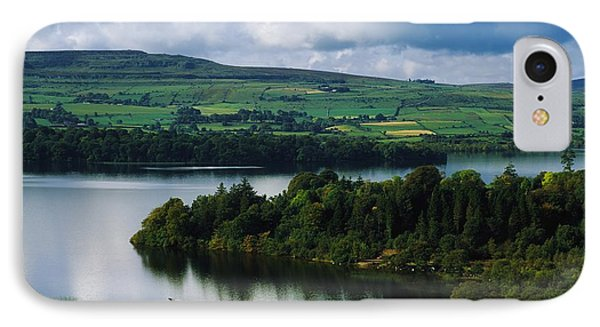 Ballindoon Abbey, Lough Arrow, Co Phone Case by The Irish Image Collection