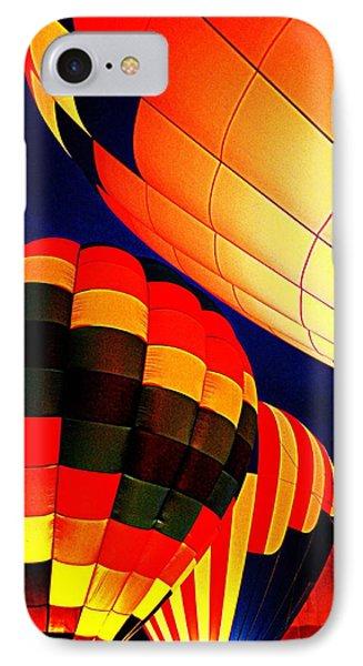Balloon Glow 1 Phone Case by Marty Koch