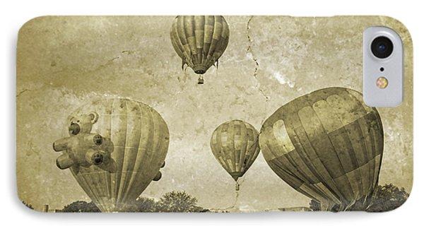 Balloon Rally IPhone Case by Betsy Knapp
