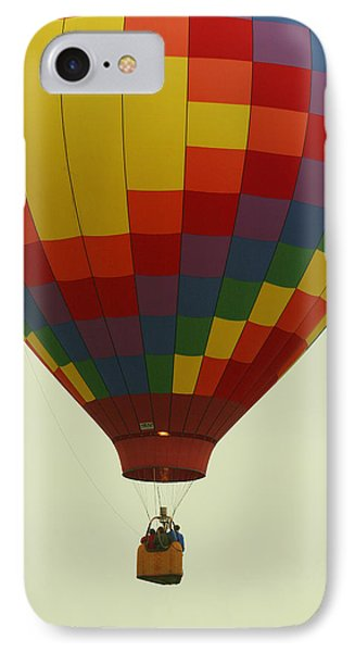 Balloon Ride IPhone Case by Daniel Reed