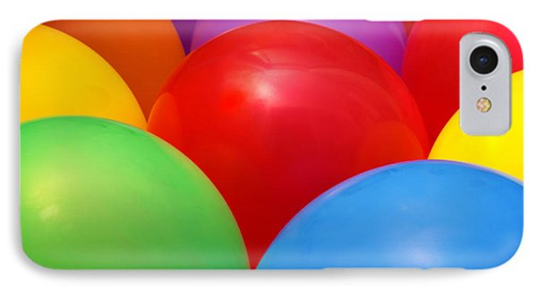 Balloons Background Phone Case by Carlos Caetano
