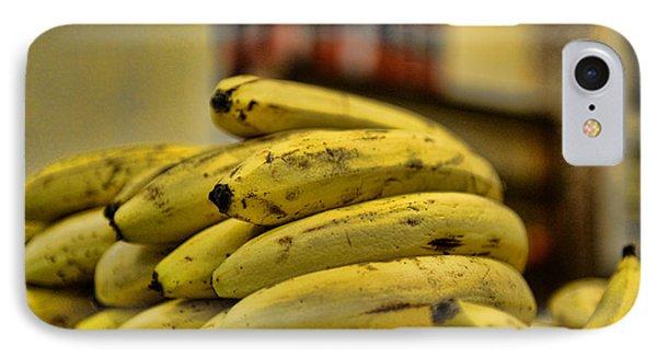 Bananas Phone Case by Paul Ward
