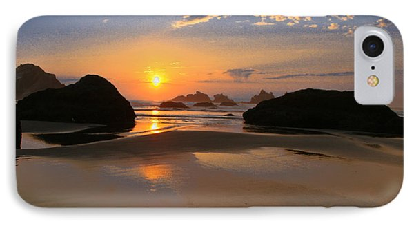 Bandon Scenic Phone Case by Jean Noren