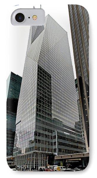 Bank Of America Phone Case by S Paul Sahm