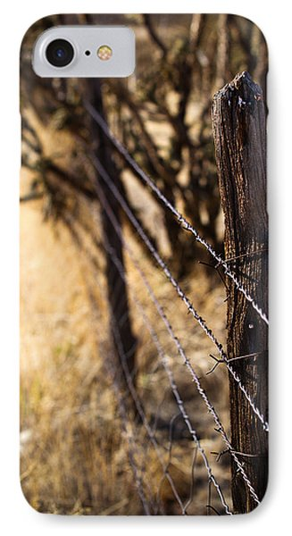 Barbed Wire IPhone Case