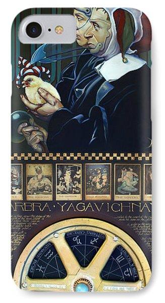 Barbra Yagavitchnaya Phone Case by Patrick Anthony Pierson