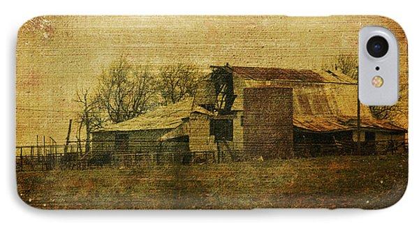 Barn 3 Phone Case by Toni Hopper