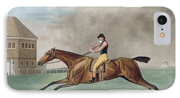 Baronet IPhone Case by George Stubbs