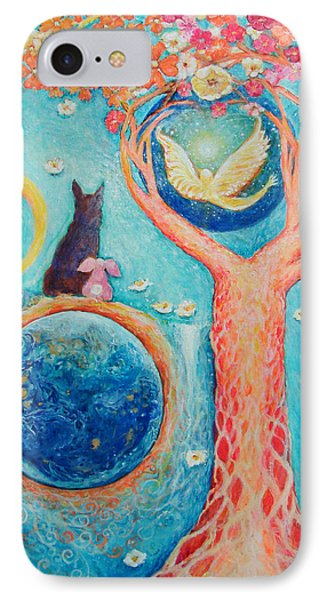 Baron's Painting Phone Case by Ashleigh Dyan Bayer