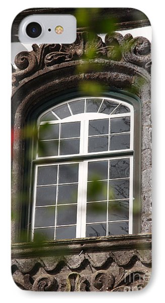 Baroque Style Window Phone Case by Gaspar Avila
