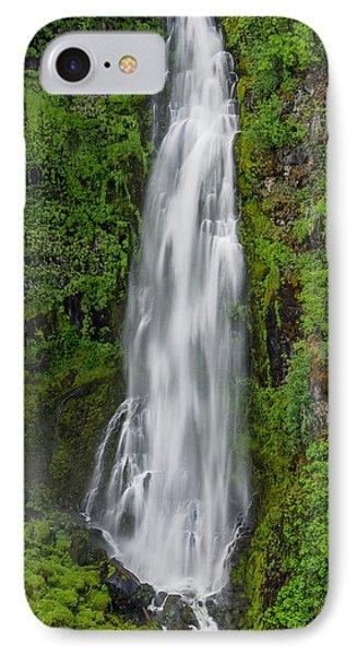 Barr Creek Falls Phone Case by Greg Nyquist