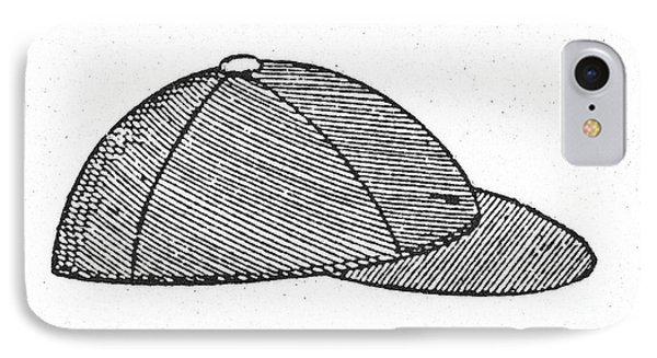 Baseball Cap, C1900 Phone Case by Granger