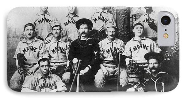 Baseball Team, C1898 Phone Case by Granger