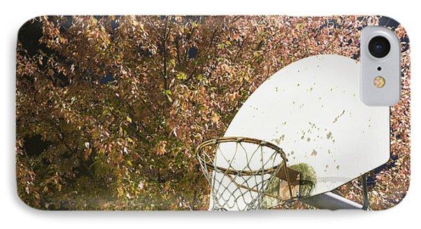 Basketball Hoop Phone Case by Andersen Ross