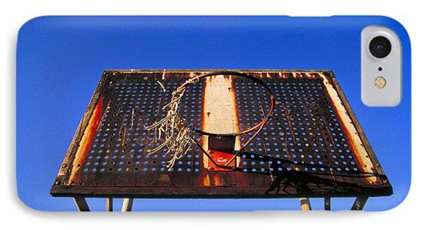 Basketball Net IPhone Case