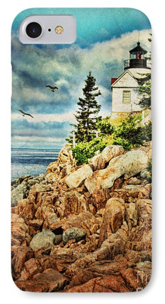 Bass Harbor - Acadia Np IPhone Case