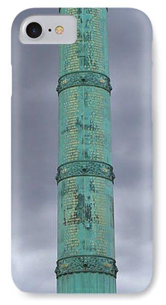 Bastille Paris IPhone Case by Andrew Fare