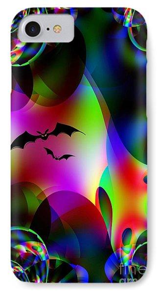 Bat Cave Phone Case by Maria Urso