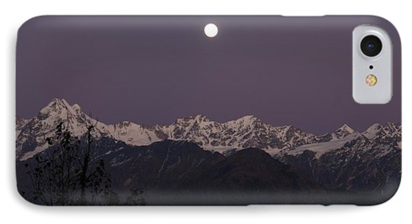 IPhone Case featuring the photograph Bathed In Moonlight by Fotosas Photography