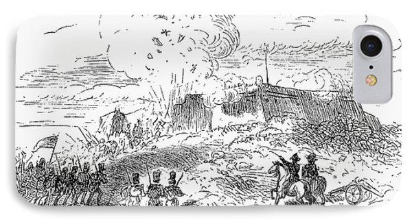 Battle Of Fort Erie, 1814 Phone Case by Granger