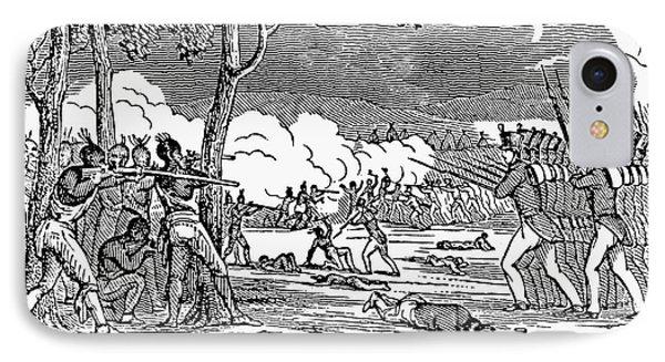 Battle Of Tippecanoe Phone Case by Granger