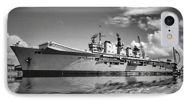 Battleships Phone Case by Sharon Lisa Clarke