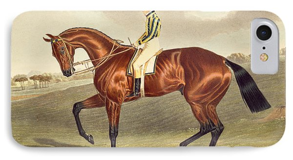 Bay Middleton Winner Of The Derby In 1836 IPhone Case