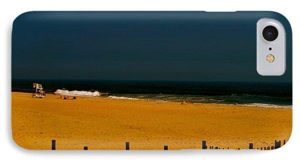 Beach Blues IPhone Case