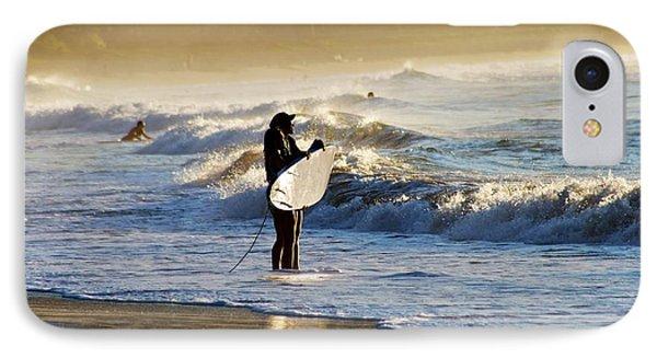 IPhone Case featuring the photograph Beach Break by Lennie Green