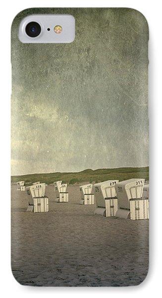 Beach Chairs Phone Case by Joana Kruse