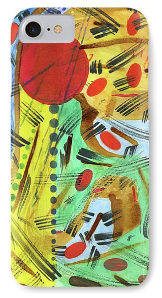 Beach N Bonfire Phone Case by TB Schenck