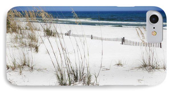 Beach No. 5 Phone Case by Toni Hopper